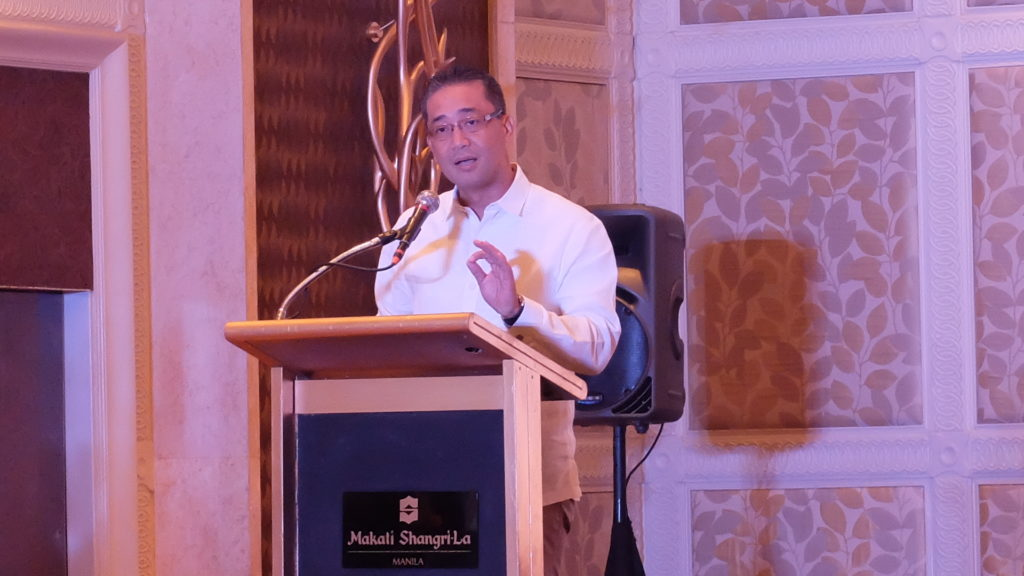 Lito T. Tayag, Vice Chairman, IT & Business Process Automation Philippines and Chairman of the Roadmap 2022 Committee. PHOTO: MELBA BERNAD