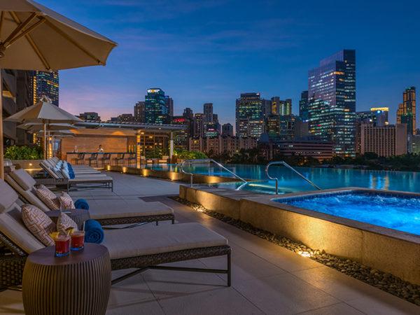 Discovery Primea Hotel infinity pool