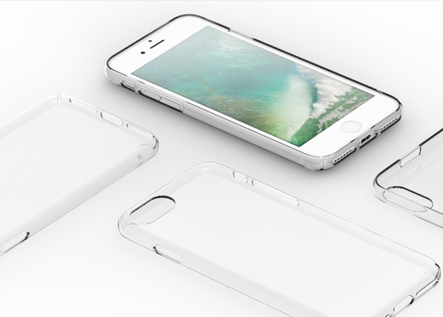 Just Mobile TENC Is A Near Invisible Self Mending Case For The New IPhone Crafted In Flexible Polycarbonate Material With Patented AutoHeal Smart Coating