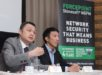 From Left to Right: Alex Lim,  Senior Director, Sales, Forcepoint Southeast Asia & Channel Sales and Alliances, Forcepoint Asia Pacific and Japan; Joshua Kooh, Strategic Security Consultant, Forcepoint South East Asia