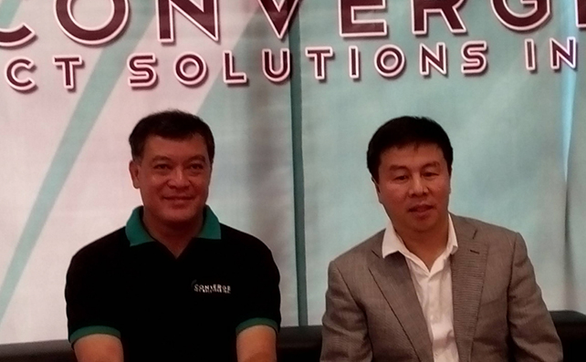 Converge ICT eyes to boost Internet connectivity with Pure