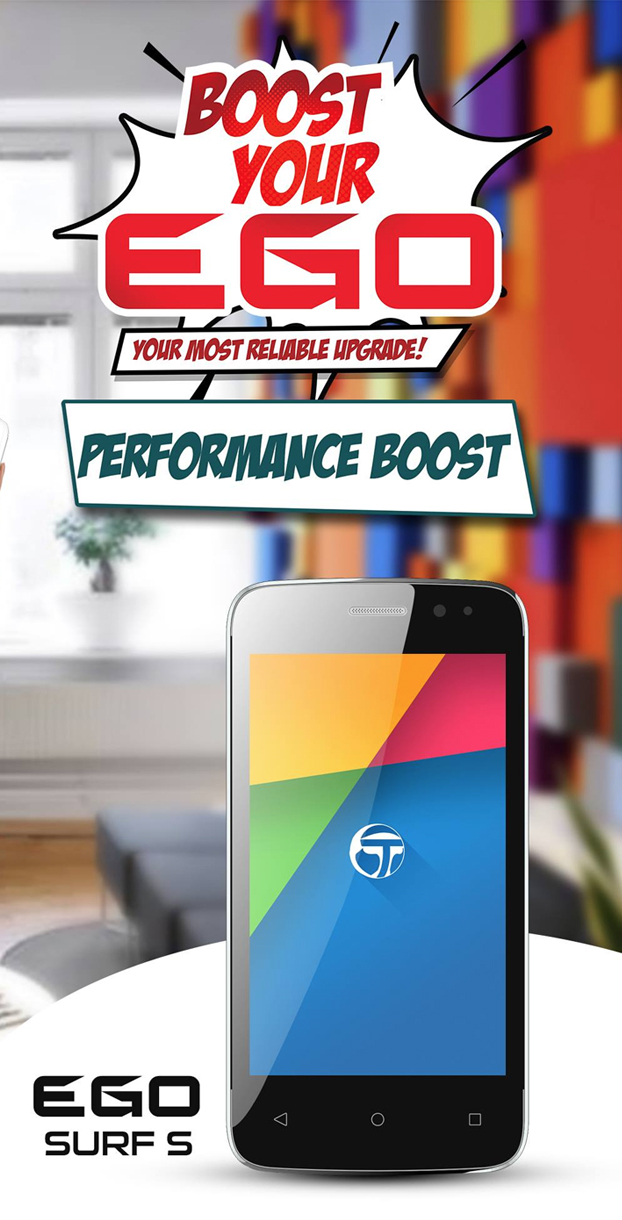 Torque launches EGO Series Boost Edition for budget smartphone