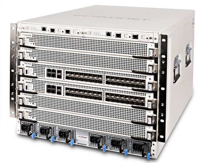 Fortinet launches world's first terabit firewall appliance