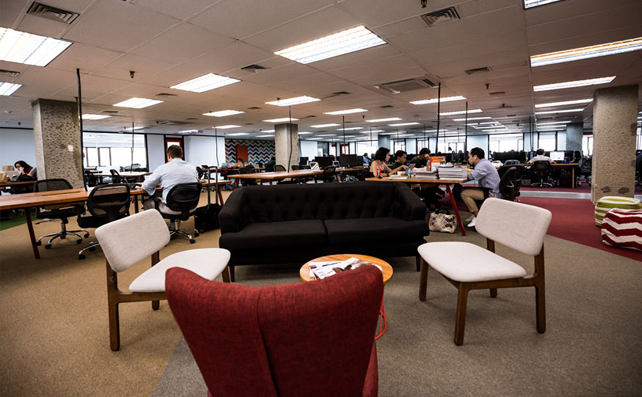 hp collaborates with microsoft penbrothers co working space to