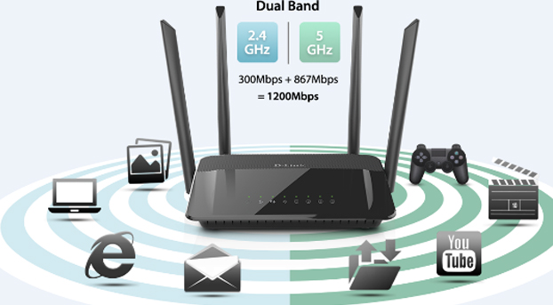 D link dir 842 launched as wireless router for home entertainment the built in quality of service qos engine offers real time functionalities that allow one to prioritize traffic on top of that the dir 842 features keyboard keysfo Image collections