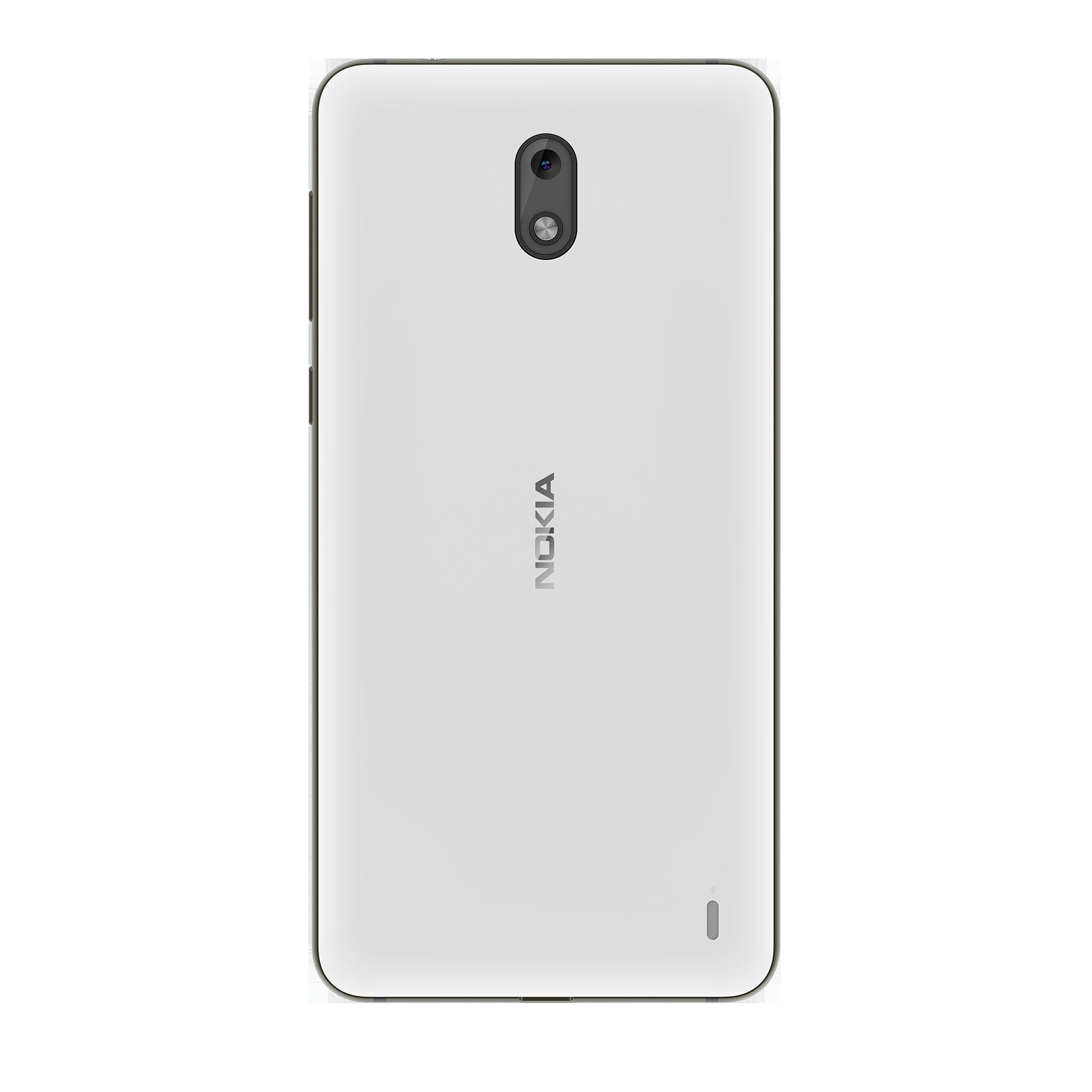 Nokia 2 Pewter White