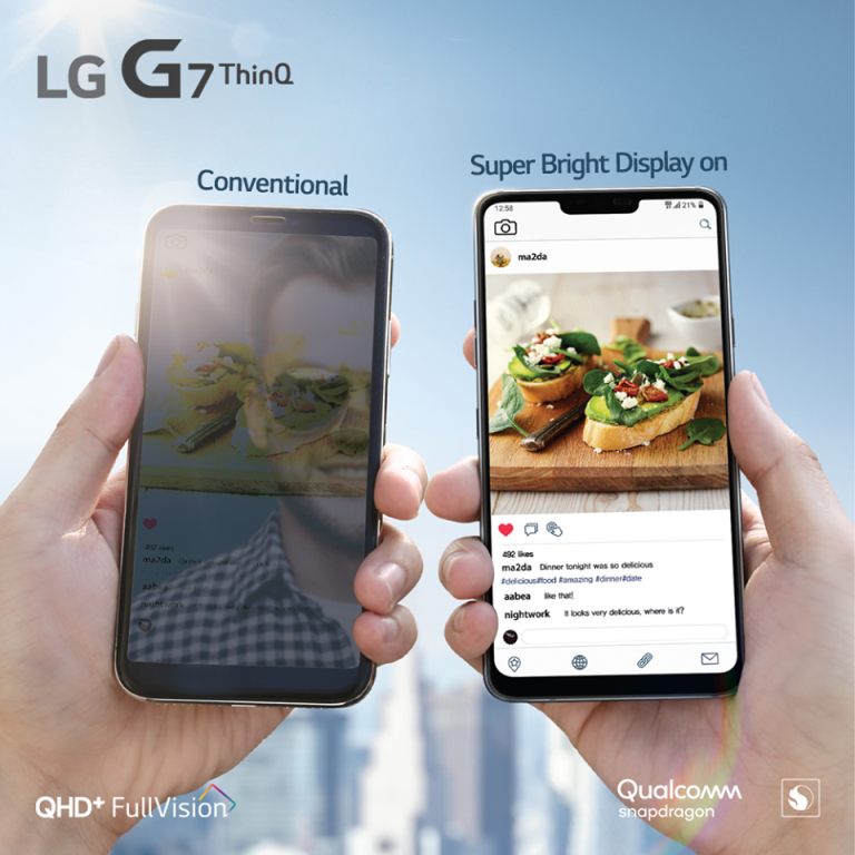 New LG G7 ThinQ smartphone offers useful AI features