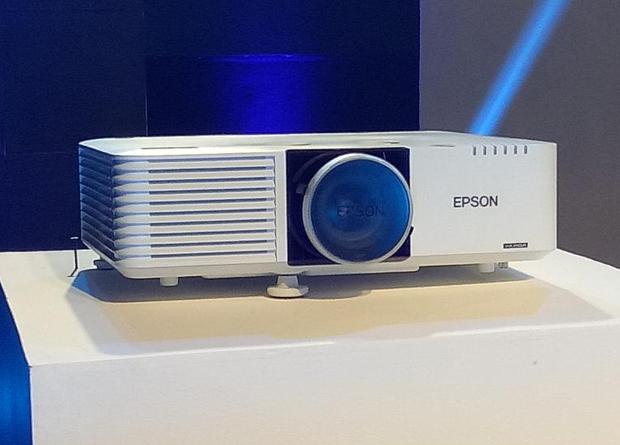 Epson Phl unveils latest models of business laser projectors