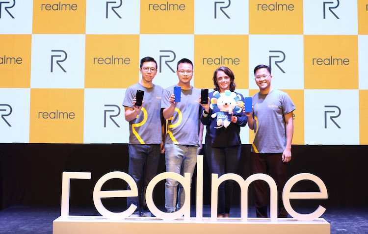Realme marks PH entry with Realme C1—the 'king of entry-level