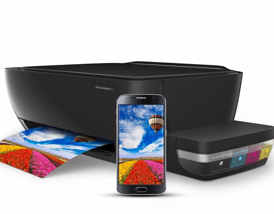 Six reasons why your business needs an HP Ink Tank printer