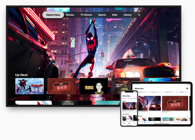 All-new Apple TV app now available in over 100 countries